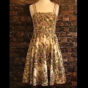 Anthro Elevenses Dress